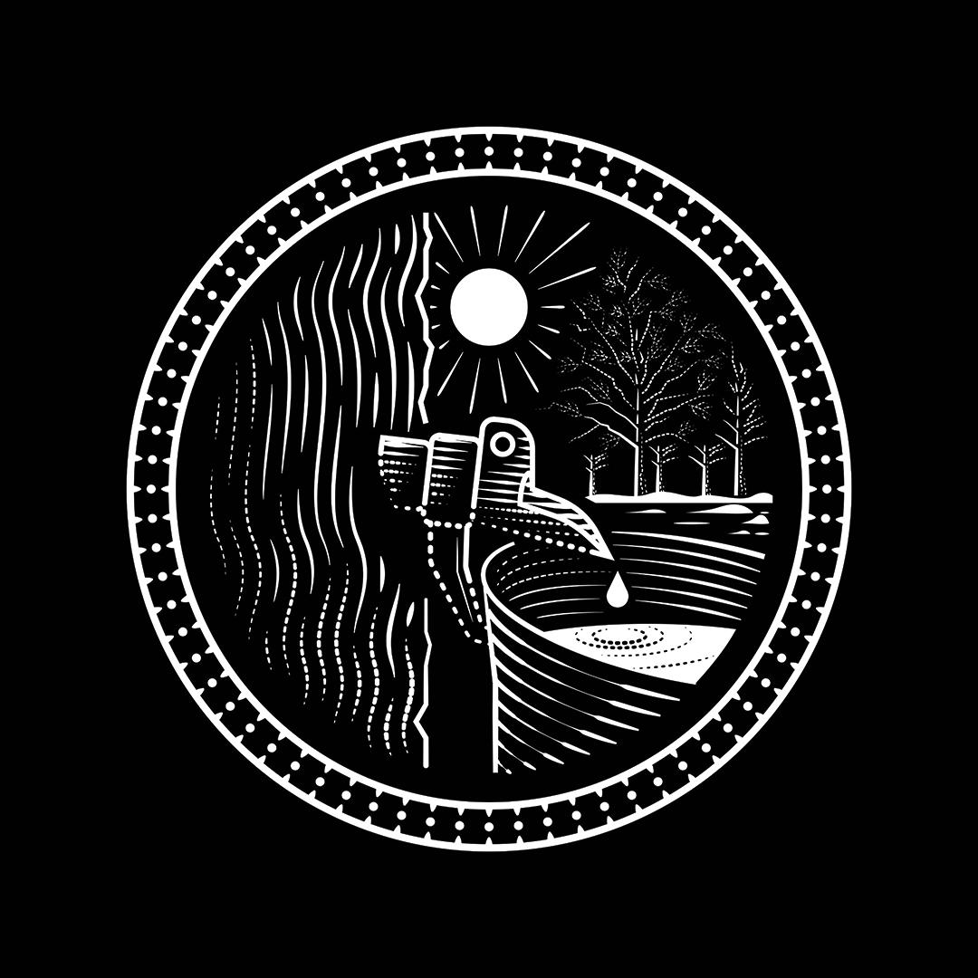 Illustrations chalumeau, image de marque branding acéricole - Page Projets - Le Saint Sirop